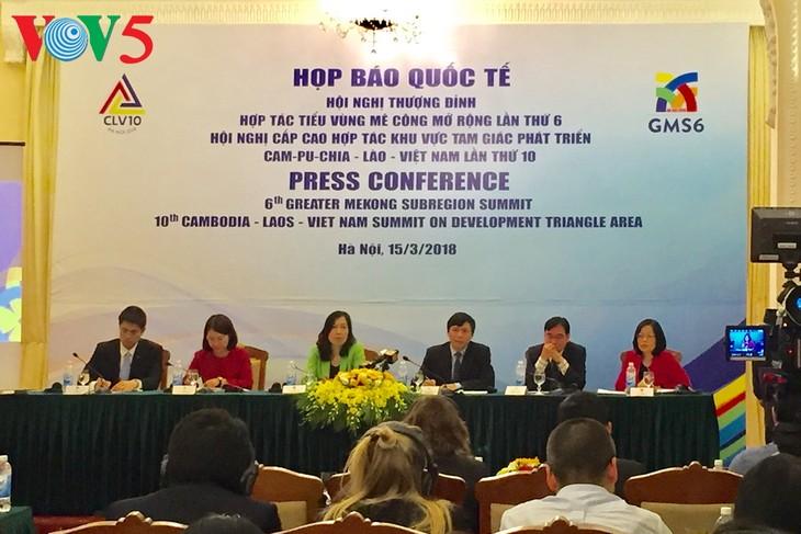 越南通过GMS机制为加强地区经济一体化做出贡献 - ảnh 1