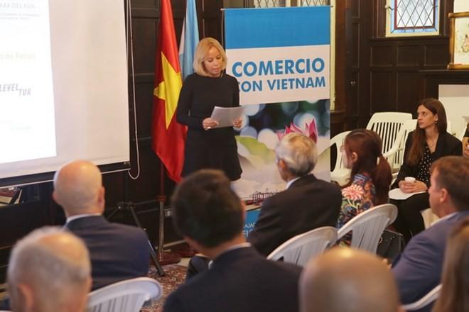 阿根廷与越南的经营机会座谈会举行 - ảnh 1