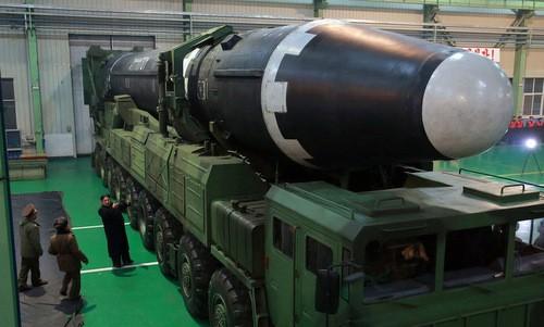美日韩就朝鲜半岛无核化召开会议 - ảnh 1