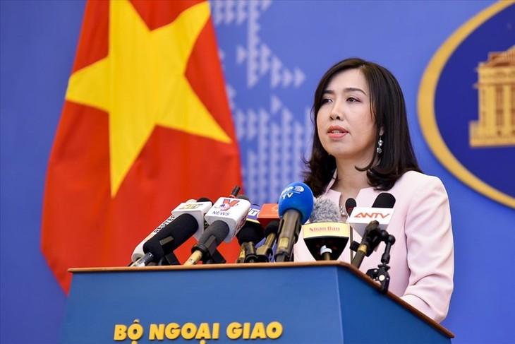 越南坚定支持朝鲜半岛无核化 - ảnh 1