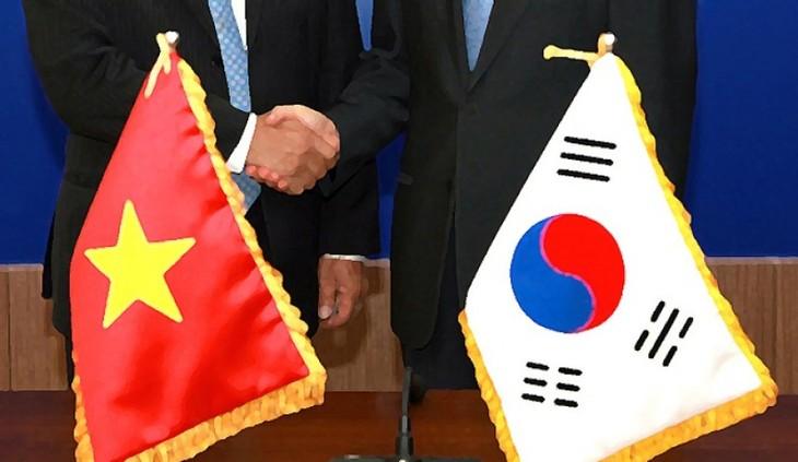 越韩关系迈出的新发展步伐 - ảnh 1