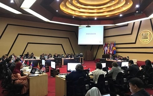 东盟政治安全共同体委员会第十次会议在印度尼西亚举行 - ảnh 1