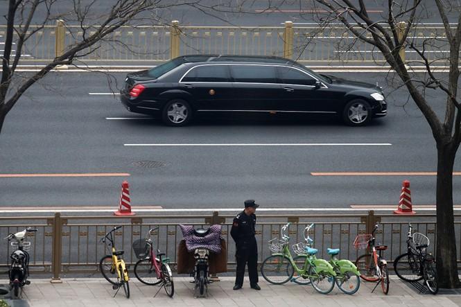 朝鲜官员可能正在访问中国 - ảnh 1