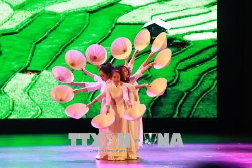 加强在缅甸开展越南文化遗产推介活动 - ảnh 1