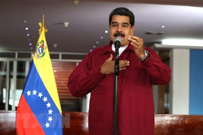 委内瑞拉总统马杜罗向越南南方解放国家统一43周年表示祝贺 - ảnh 1