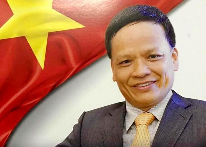 阮洪韬大使当选联合国国际法委员会第二副主席 - ảnh 1