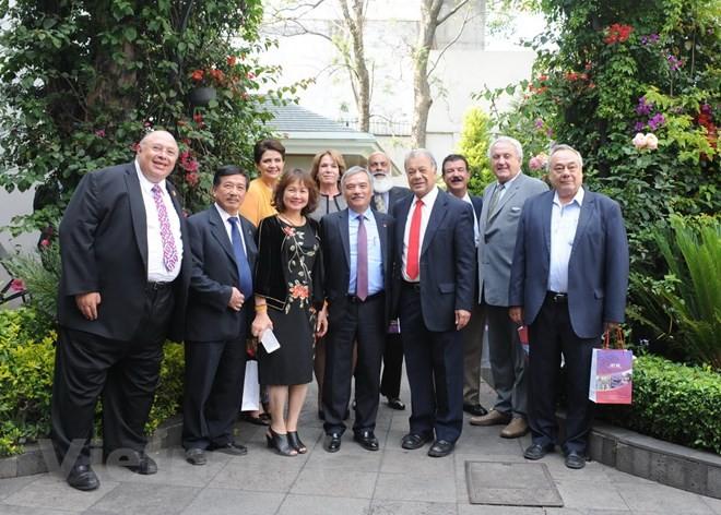 墨西哥劳动党主席安纳亚高度评价与越南的合作关系 - ảnh 1