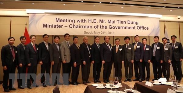 越南重申一向特别关心外国投资者并为其提供便利 - ảnh 1