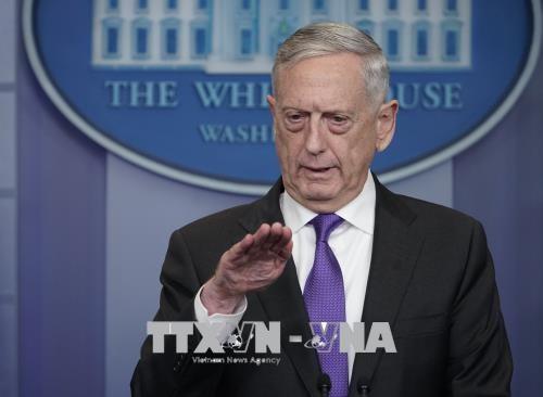 美国强调将继续在东海实施航行自由活动 - ảnh 1