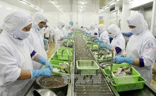 越南水产出口增长近10% - ảnh 1