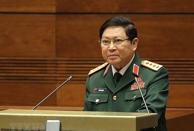 รัฐมนตรีว่าการกระทรวงกลาโหมเวียดนามพบปะกับรัฐมนตรีว่าการกระทรวงกลาโหมของประเทศต่างๆ  - ảnh 1