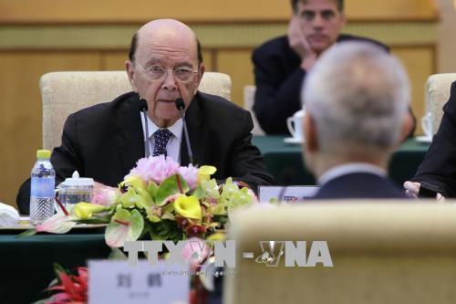 中国不愿看到中美经贸摩擦升级 - ảnh 1