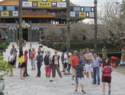 越南旅游促进活动在瑞士举行 - ảnh 1