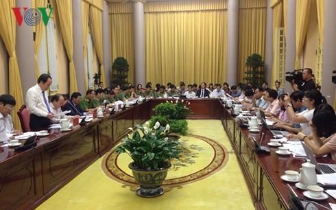 越南国家主席办公厅公布七部法律 - ảnh 1