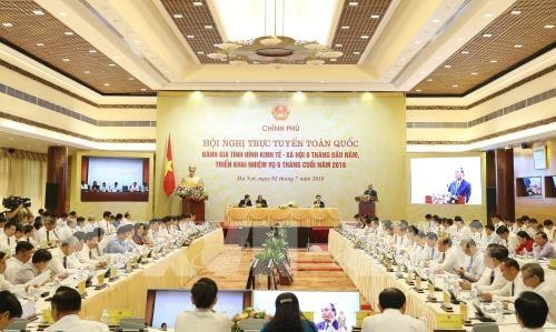 越南有效实施货币政策,服务经济发展目标 - ảnh 1