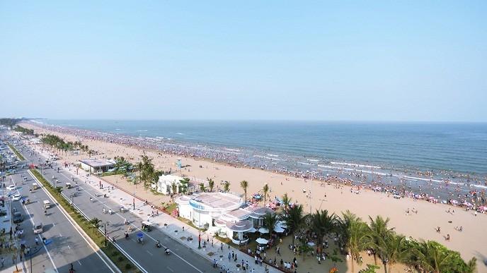 清化省岑山海滩——引人入胜的旅游景点 - ảnh 1
