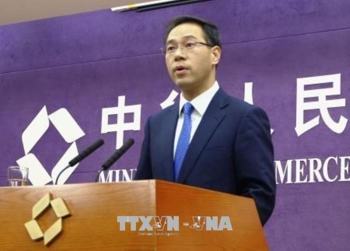 中国谴责美国挑起贸易战 - ảnh 1