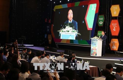 阮春福:越南将良好完成可持续发展目标和2030年可持续发展议程 - ảnh 1