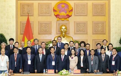 越南关于第四次工业革命的突破性愿景和战略 - ảnh 1