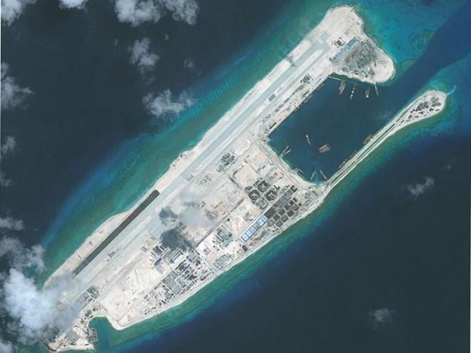 中国在东海的军事化行为成为2018年澳美部长级会议的重要议题 - ảnh 1
