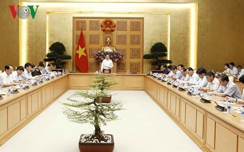 越南政府副总理王庭惠主持召开企业革新与发展指导委员会会议 - ảnh 1