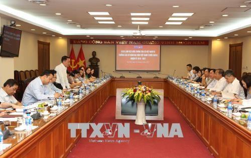 发挥越南驻外代表机构的友谊桥梁作用 - ảnh 1