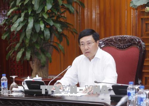 范平明:世界经济论坛东盟峰会——越南2018年的重要外交活动之一 - ảnh 1