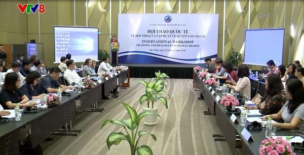 越南实施联合国人权理事会关于人权的96%的建议 - ảnh 1