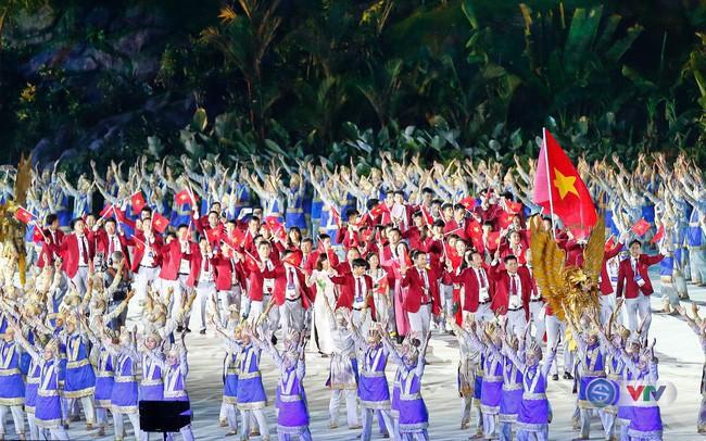 越南位居2018 亚运会金牌榜第17位 - ảnh 1
