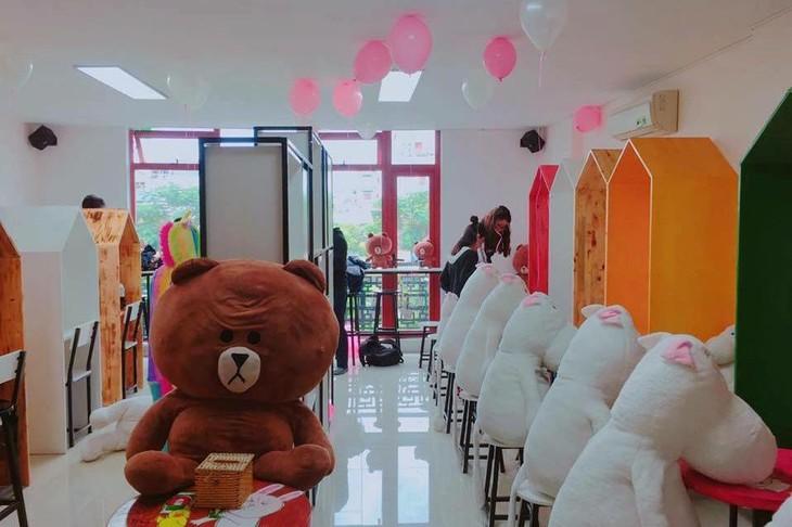 探访河内首家单身咖啡馆 - ảnh 2