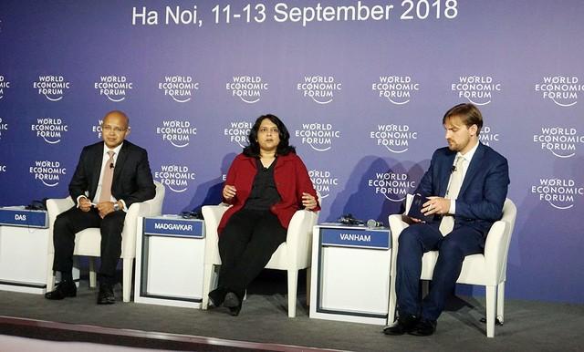 WEF ASEAN 2018:促进新兴经济体竞争与革新创新 - ảnh 1