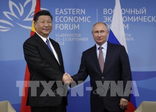 东方经济论坛:专家评价中国国家主席习近平的演讲 - ảnh 1