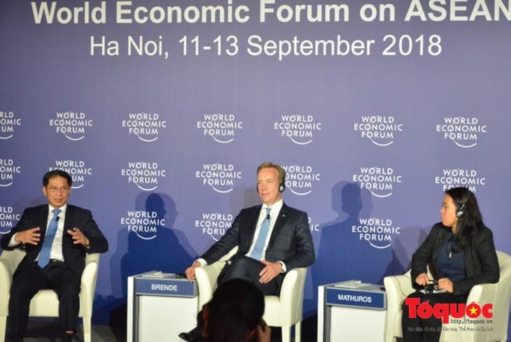 2018年世界经济论坛东盟峰会与越南烙印 - ảnh 2
