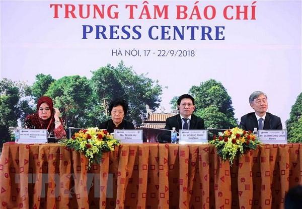 越南国家审计署主动为亚审组织的发展做贡献 - ảnh 1
