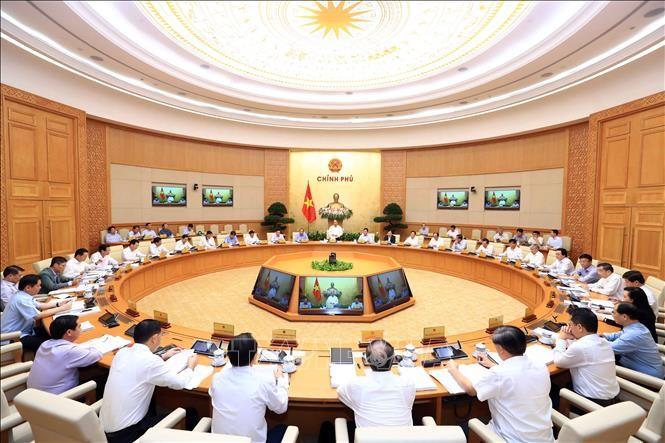 越南政府9月份工作例会:GDP增幅创2011年以来新高 - ảnh 1