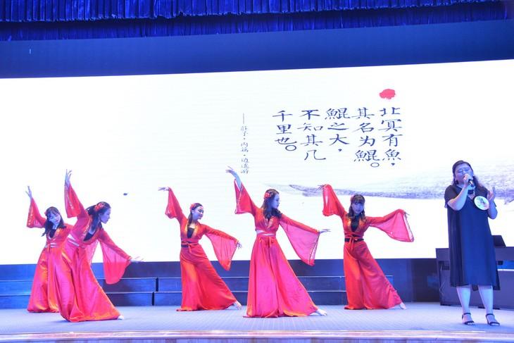越南北部大学生中华才艺大赛:汉学人才大显身手 - ảnh 11