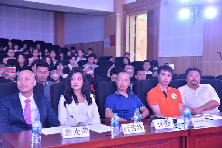 越南北部大学生中华才艺大赛:汉学人才大显身手 - ảnh 3