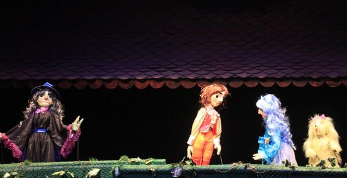 2018年第5次河内国际木偶戏剧节举行 - ảnh 1