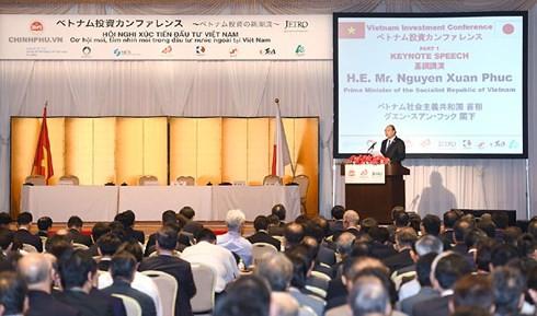 日本投资者是在越外国投资者的典范 - ảnh 1