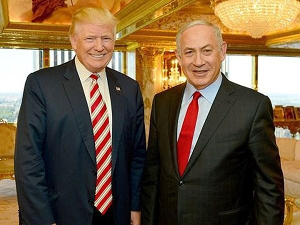 美国和以色列加强盟友关系 - ảnh 1