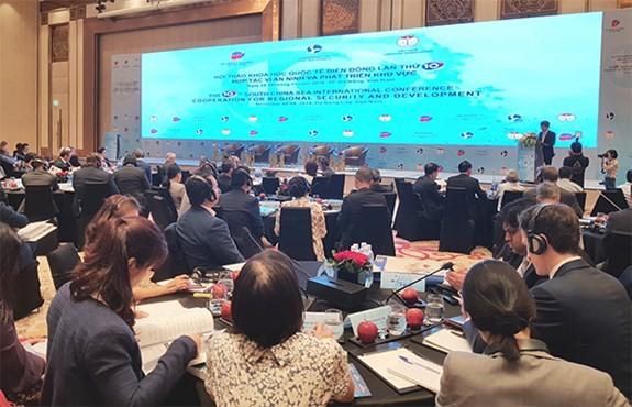 第10次东海问题国际学术研讨会:合作共促本地区安全与发展 - ảnh 1