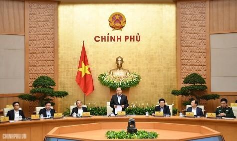 越南政府12月工作例会:国内生产总值增长7.08% 创新高 - ảnh 1