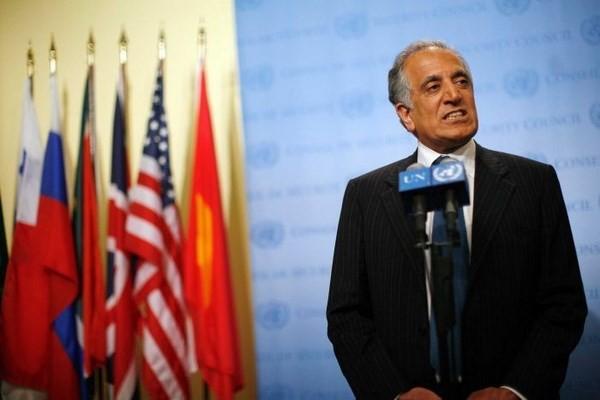 美国对与塔利班谈判的积极进展表示欢迎 - ảnh 1