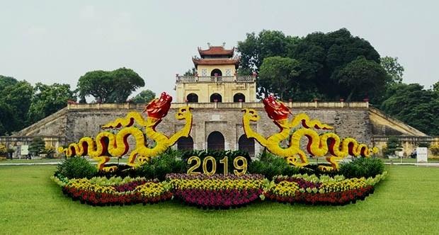 """2019年""""越南传统与国际交流""""文化节在河内举行 - ảnh 1"""