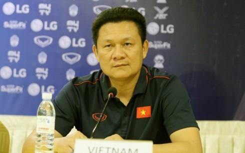 2019年东南亚U22足球锦标赛:越南队决心击败菲律宾队 - ảnh 1