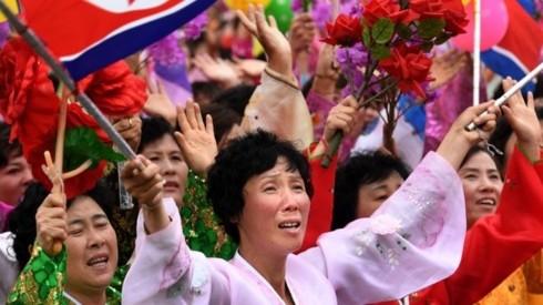 朝鲜举行最高人民会议选举 - ảnh 1