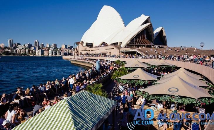 赴澳大利亚的亚洲游客创新纪录 - ảnh 1