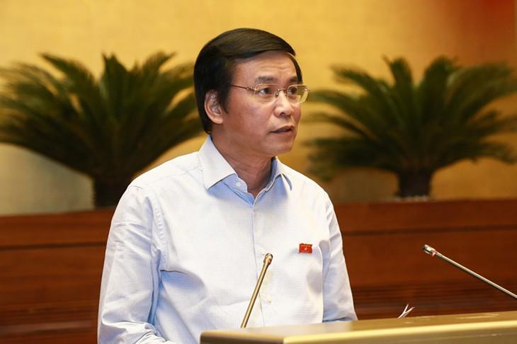 越南国会通过国会2020年监督计划决议 - ảnh 1