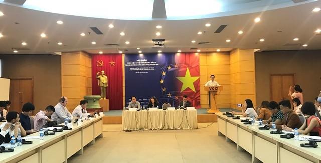 越南从《越欧自贸协定》获得哪些机会 - ảnh 1