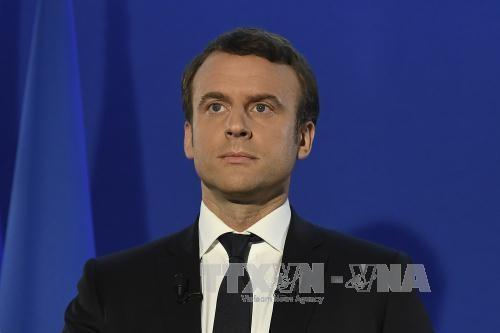 បារាំង៖ ប្រធានាធិបតីជាប់ឆ្នោត Macron លាលែងពីដំណែងជាប្រធាន គណបក្ស « En Marche!» - ảnh 1